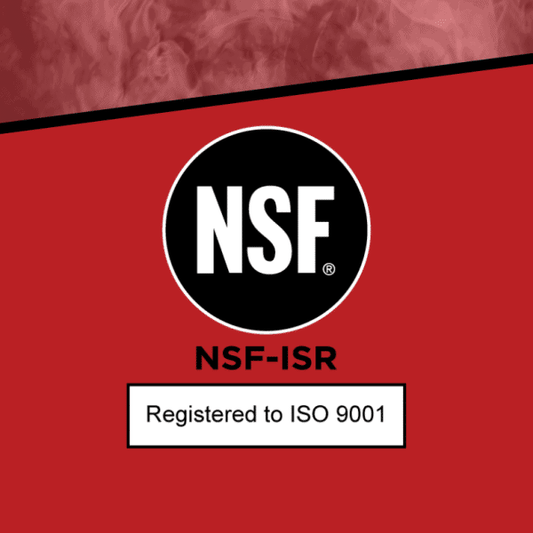 ISO 9001 Certification Announcement