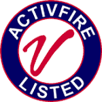Actifire Listed Logo