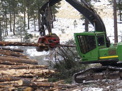 forestry Fire Protection System