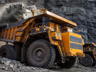 Dual Agent Fire Suppression Systems on Mining Equipment