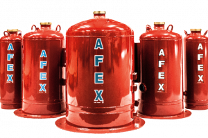 Fire Suppression Systems Tanks Protect Heavy Equipment Investments