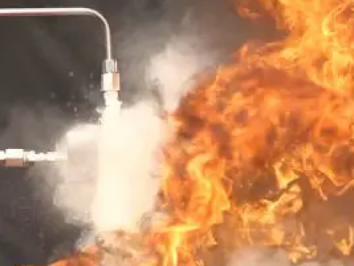 AFEX Dry Chemical Fire Suppression System